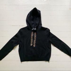 ☆ chic Zara hoodie never worn  ☆